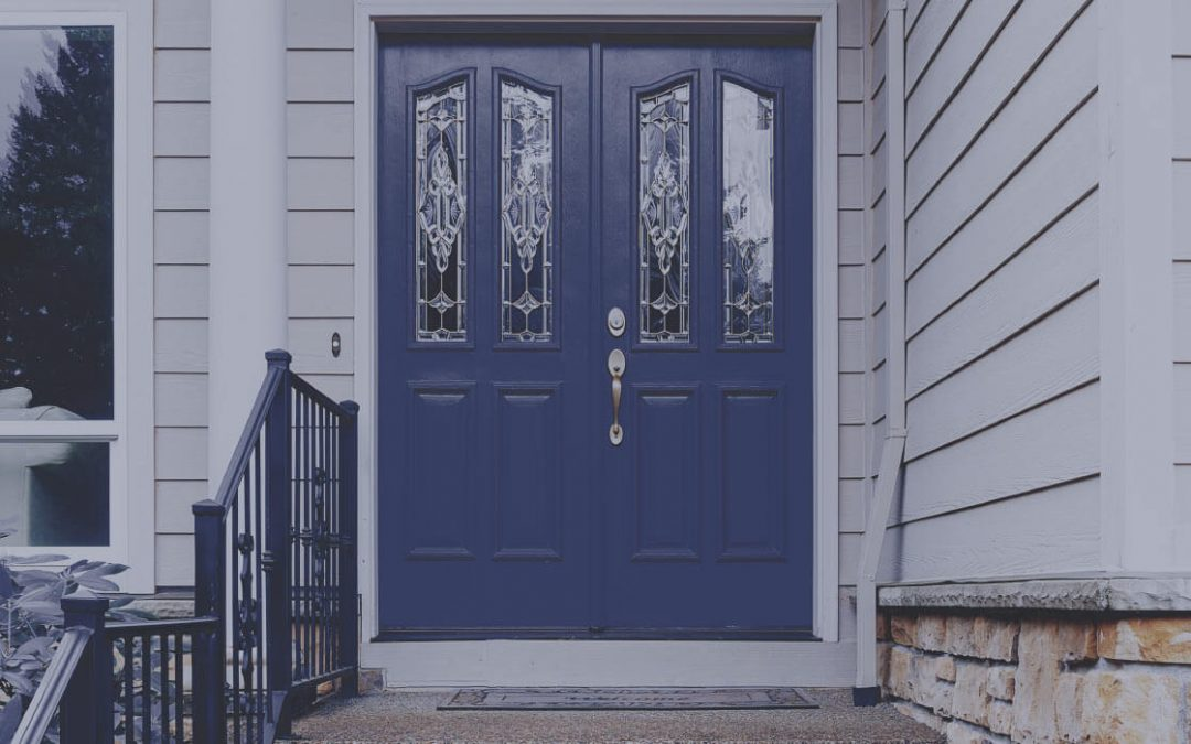 Fresh Front Door: Three Main Tips to Make Your Door Look Fresh