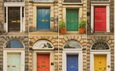 Easy steps to refinish a wooden door by yourself