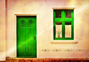Do-It-Yourself Tips for refinishing sun-damaged doors